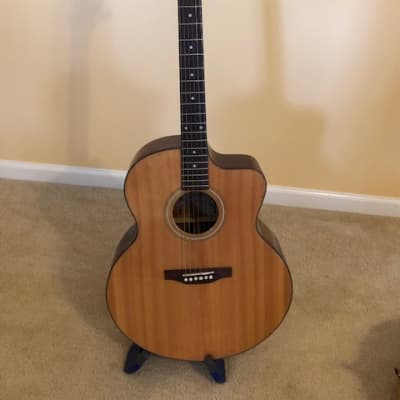 LBenito Jumbo Cutaway Natural for sale