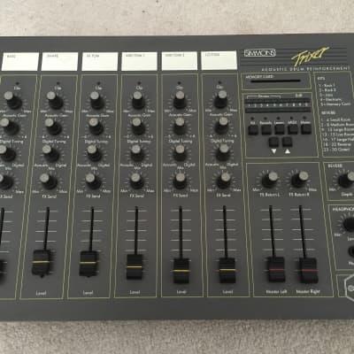 Simmons Trixer Drum Sound Module 1989