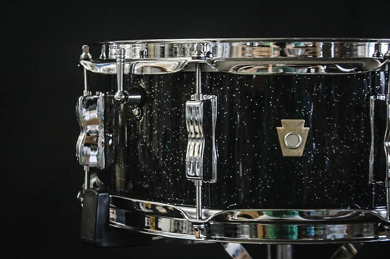 ludwig jazz festival snare drum galaxy sparkle reverb. Black Bedroom Furniture Sets. Home Design Ideas