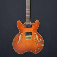 <p>Daion Headhunter HH555 light brown burst</p>  for sale