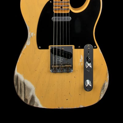 Fender Custom Shop Limited Edition '51 Telecaster Heavy Relic #08640