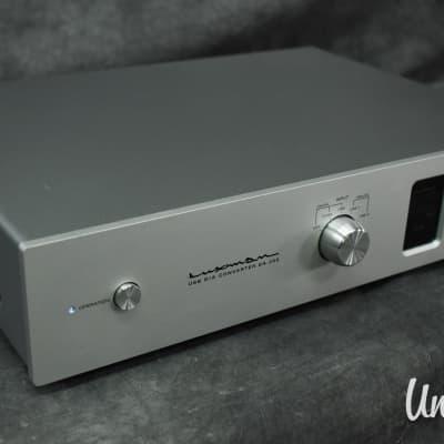 Luxman DA-200 USB High-Fidelity DAC in Very Good Condition
