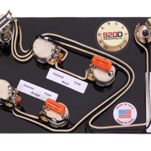 920D Custom Shop IB-AS73 Wiring Harness for Ibanez AS73