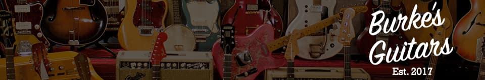 Burke's Guitars