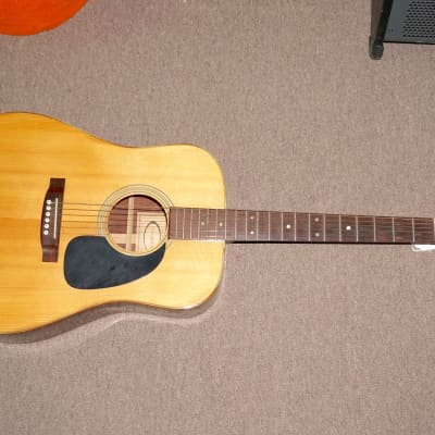 Nagoya Model N-30 N30 Acoustic Guitar Vintage MIJ Made In Japan for sale