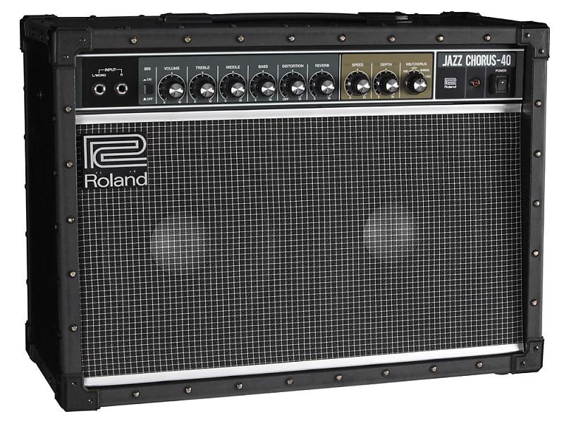 roland jc 40 jazz chorus guitar amplifier bonus pak reverb. Black Bedroom Furniture Sets. Home Design Ideas