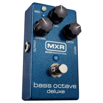 MXR M288 - Bass Octave Deluxe