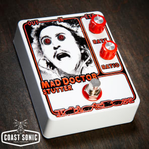 IdiotBox Effects Mad Doctor Stutter