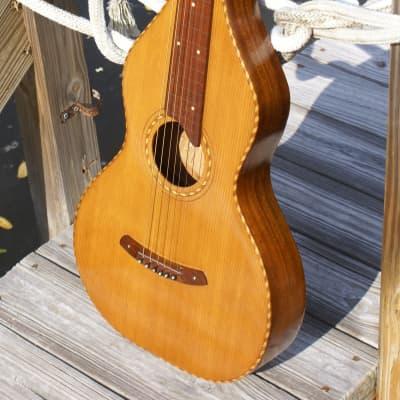 Knutsen Hollow-necked Steel Guitar - (Hawaiian)  Circa 1920 for sale