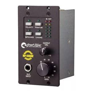 Great River MP-500NV 500 Series Mic Preamp Module