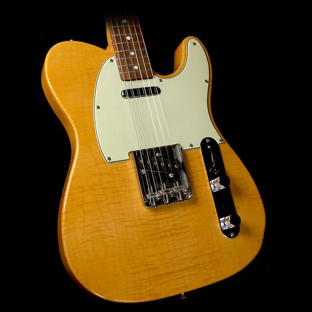 Fender foto flame telecaster price 68