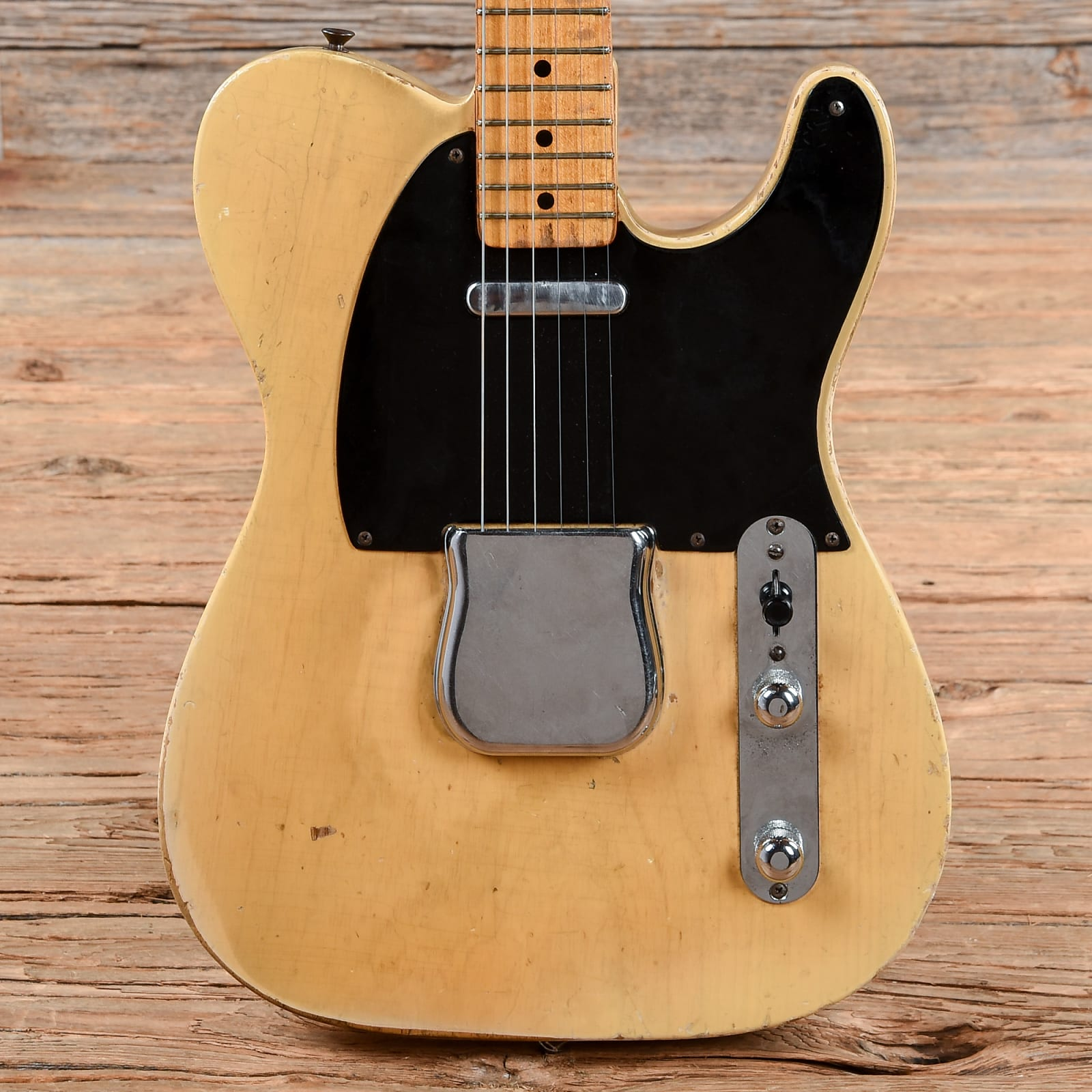 Fender Telecaster Butterscotch Blonde 1953