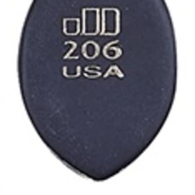 Dunlop Jazztone 206 Guitar Picks - 6 Pack image