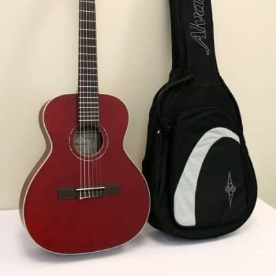 Alvarez RS26NBG Regent Series Student Model Acoustic Guitar Burgundy for sale