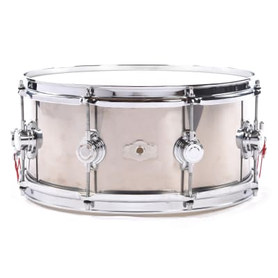 George Way 6.5x14 TM Titan Titanium Snare Drum