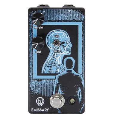 Walrus Walrus Audio Emissary Parallel Boost Pedal for sale