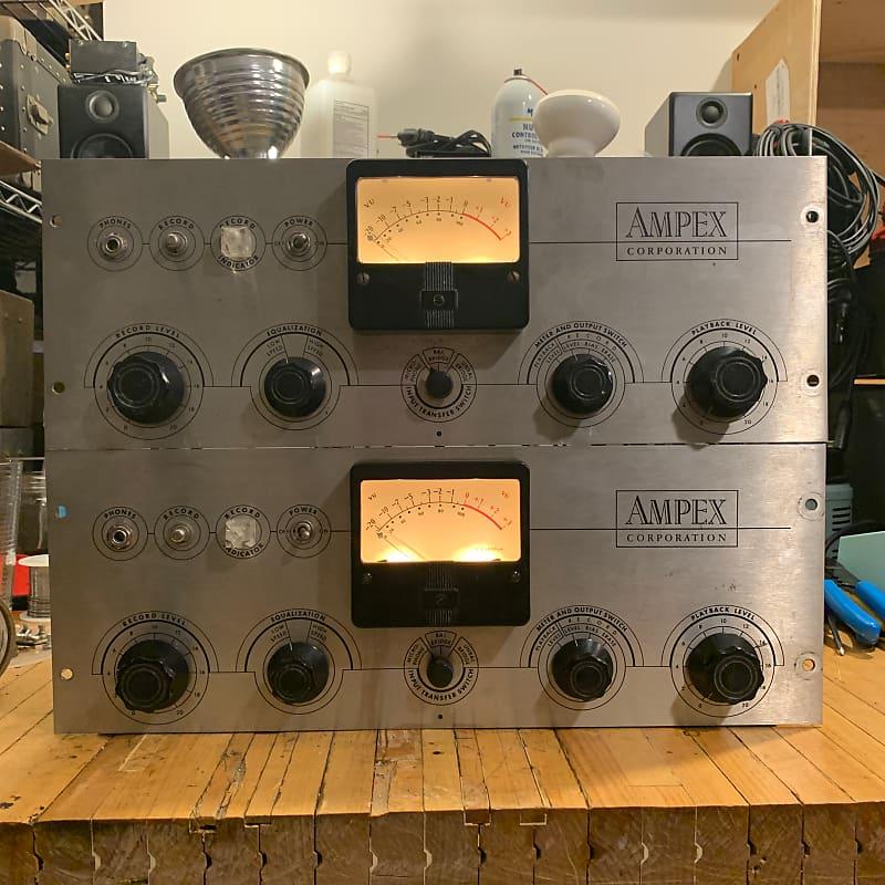 Ampex 351 Pair
