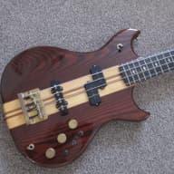 Westone Thunder III bass 1984 dark walnut for sale