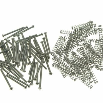 Pickup Height Screws w Springs 50 pcs USA Imperial Thread Free 2 Day Shipping