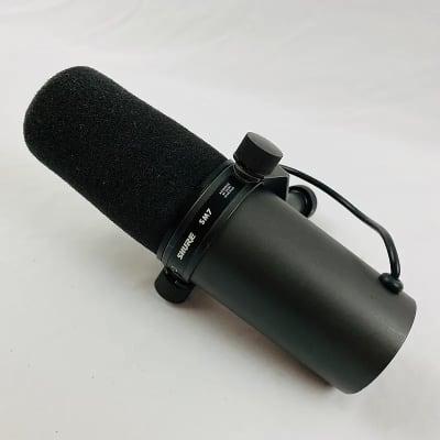 Shure SM7 Cardioid Dynamic Microphone