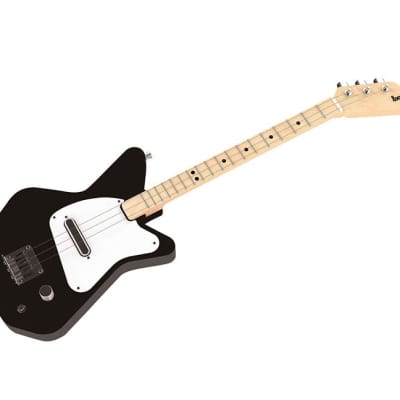 Loog Pro 3-Stringed Electric Guitar Black for sale