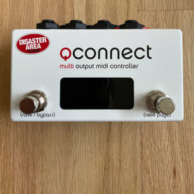 Disaster Area Designs qConnect Midi Controller