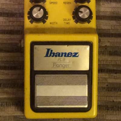 Vintage Ibanez FL9 Flanger Great Analog Sound! Great Shape!