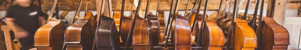 Upton Bass String Instrument Co.