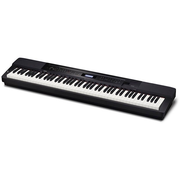casio privia px350 88 key weighted keyboard black reverb. Black Bedroom Furniture Sets. Home Design Ideas