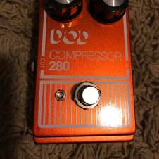 DOD Compressor 280 pedal