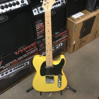 Austin ATC250BC Single Cut Electric Guitar Butterscotch for sale
