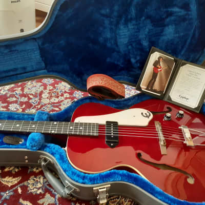 Epiphone James Bay Limited  edition 1966 Century Signature Guitar Pack for sale