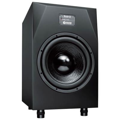 Adam Audio Sub12 Powered Studio Subwoofer
