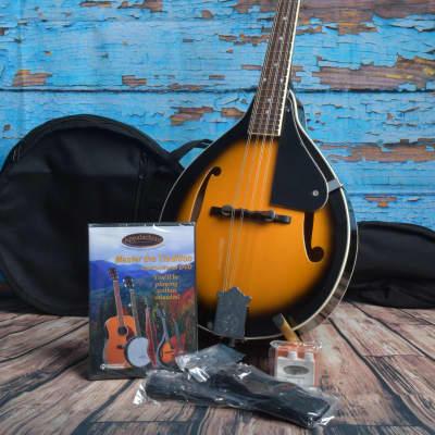 Appalachian APM-1 Sunburst Mandolin Pickin' Pac Outfit for sale