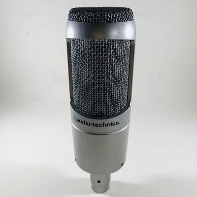 Audio-Technica AT3035 Large Diaphragm Cardioid Condenser Microphone  *Sustainably Shipped*