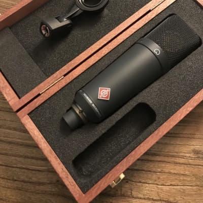 Neumann TLM 193 mt Matte Black Condenser Microphone