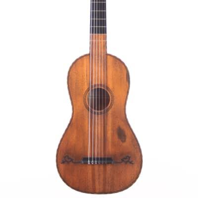 Dieter Hopf Voboam style baroque guitar 1967 - amazing guitar handmade in Germany + video! for sale