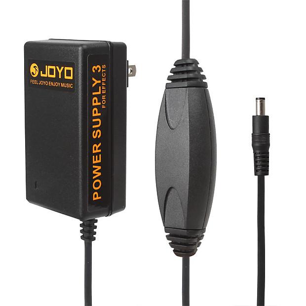 joyo jp 03 new model clean quiet power supply powers reverb. Black Bedroom Furniture Sets. Home Design Ideas