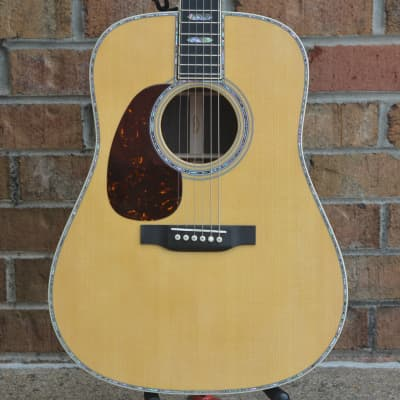 Martin D-45 Left Handed 2021 Sitka/Indian Rosewood Gloss