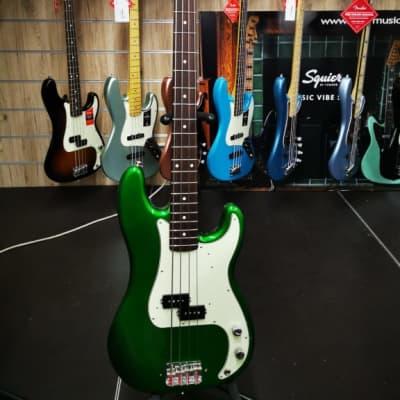 Fender Precision Custom Shop 59 NOS Lime Green Usato for sale