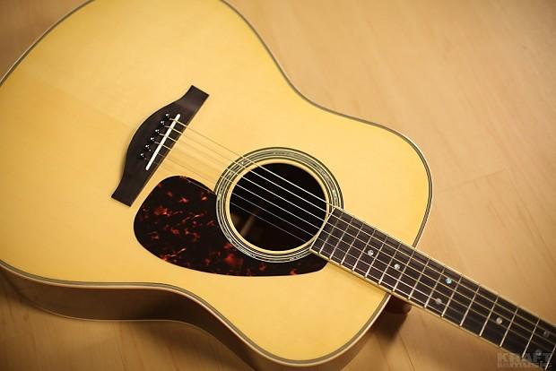 yamaha ll16 are acoustic guitar natural reverb. Black Bedroom Furniture Sets. Home Design Ideas