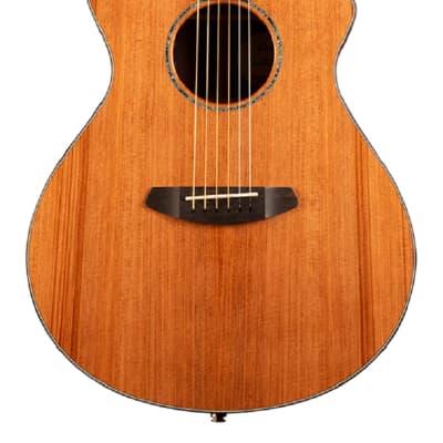Breedlove Premier Concert CE Acoustic Electric Guitar. Redwood-EI Rosewood
