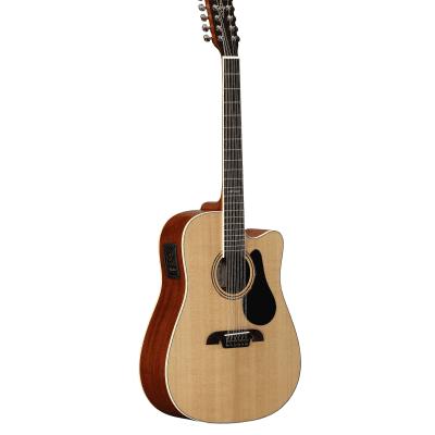 Alvarez  AD60-12CE Acoustic / Electric Guitar