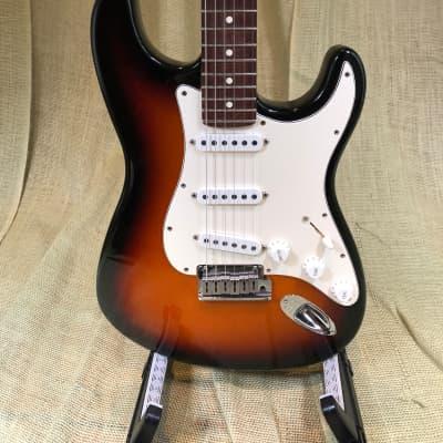 Fender 40th Anniversary American Stratocaster 1993 tobacco burst for sale