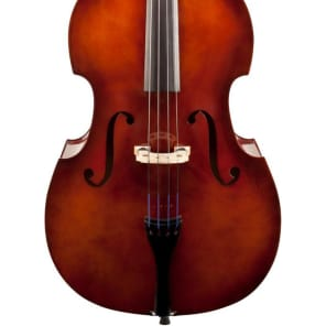 Bellafina BMBA4034OF Musicale Series 3/4 Bass Outfit
