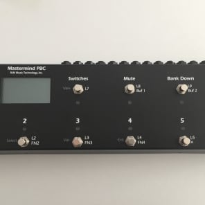 RJM Mastermind PBC 10-Loop Switcher