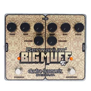 Electro Harmonix Germanium 4 Big Muff Pi for sale