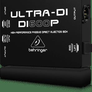Behringer Ultra-DI DI600P Passive Direct Box