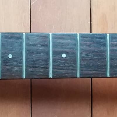 MIJ Vantage 24 3/4 scale Maple Neck with Rosewood Fretboard  w/locking nut (loaded)