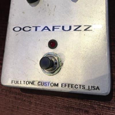Fulltone Octafuzz (Pre-Owned) (Joe Satriani Private Collection)